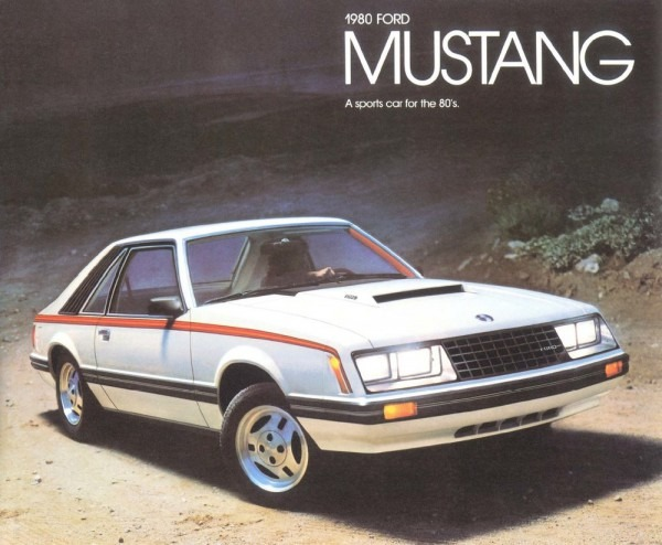 1980 Ford Mustang Brochure — Stangbangers