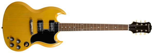 Image Of Epiphone Sg Limited Edition 50th Anniversary 1961 Special