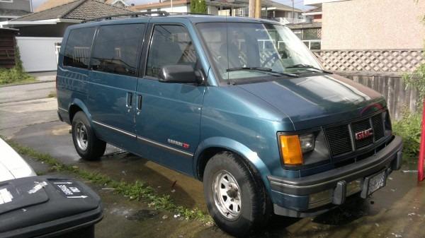 1993 Gmc Safari