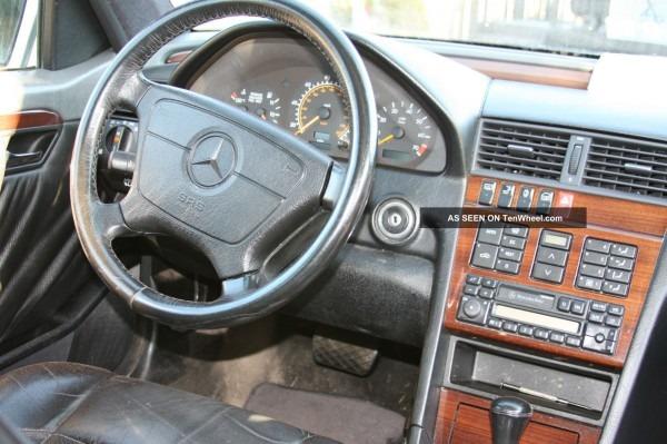 1994 Mercedes