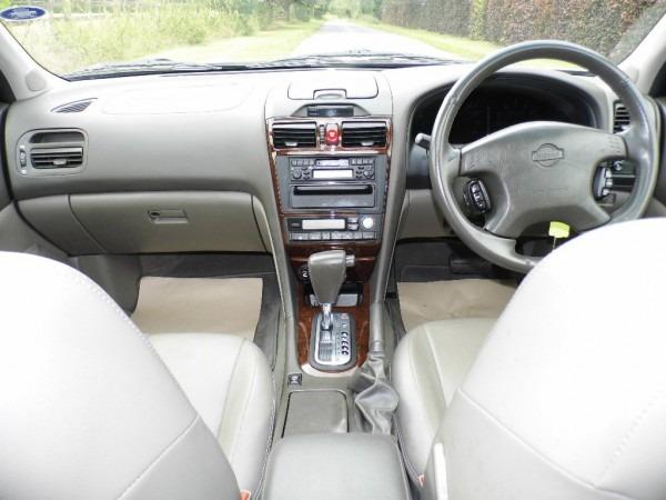Something Rotten In Denmark  1995 Nissan Maxima Qx V6 – Driven To