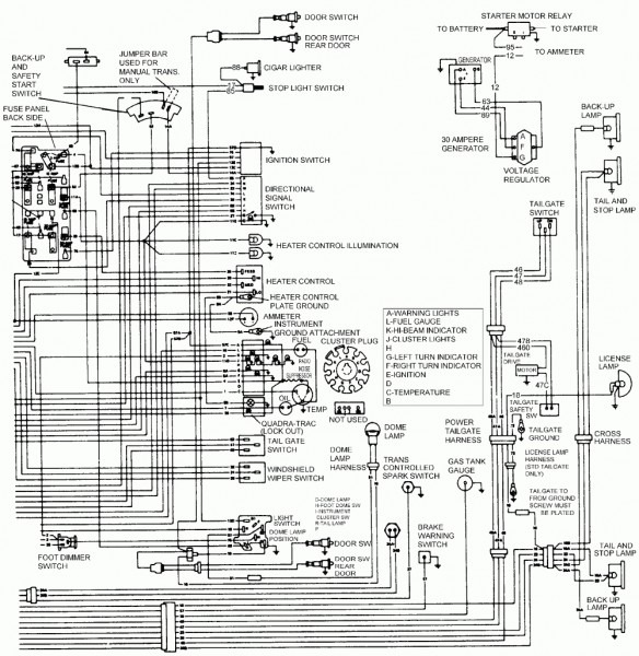 Power Window Wiring Diagram 2001 Jeep Cherokee