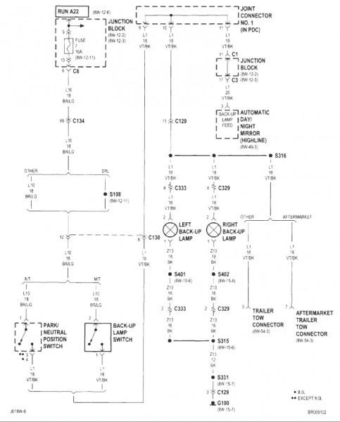 Wiring Diagram 2002 Dodge Ram