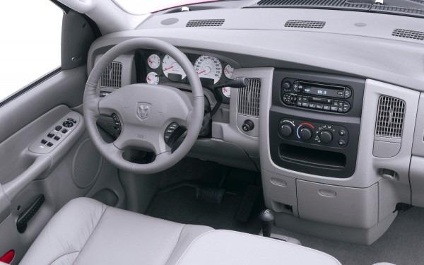 2002 Dodge Ram Interior 189002 Photo 62 Trucktrendcom  Dodge Ram