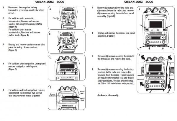 Nissan 350z Monitor Wiring Diagram