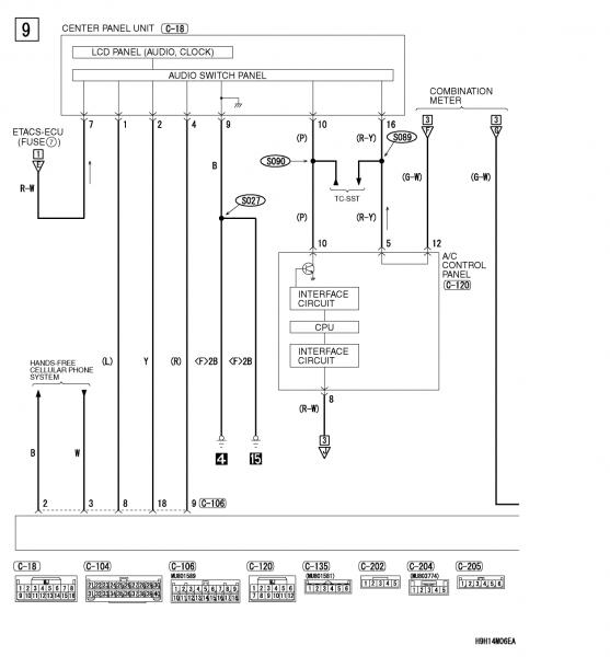 2009 Lancer Gts Stereo Wiring Diagram