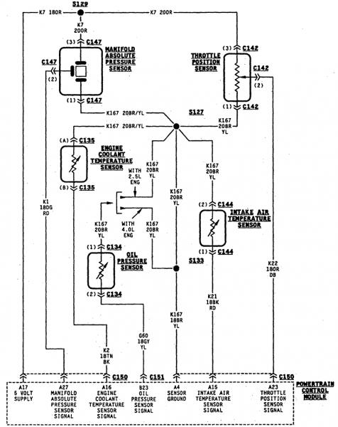 Oil Failure Control Wiring Diagram