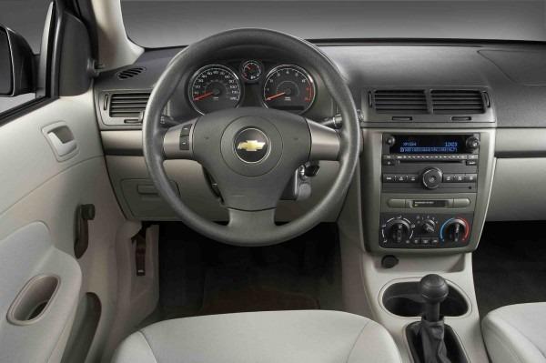 Chevy Cobalt 2008 Interior