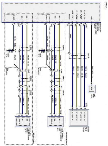 I'm Looking For A Wiring Diagram And The Layout Of The 24 & 16 Pin