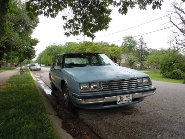 Curbside Classic  1986 Buick Lesabre Custom – Heavenly Hash