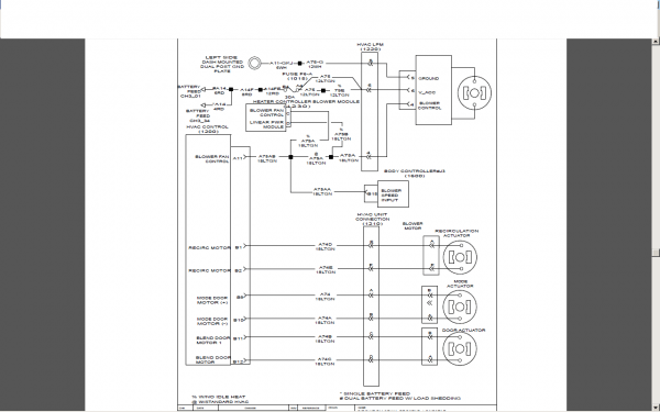 2011 Prostar Wiring Diagram
