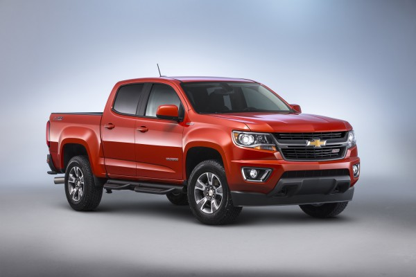 2016 Chevy Colorado Diesel Pickup Priced At $31,700; Fuel