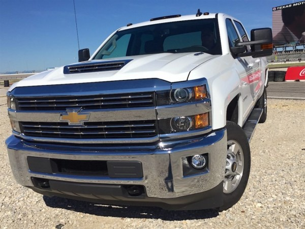 2017 Chevy Silverado 2500 And 3500 Hd Payload And Towing Specs