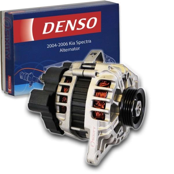 Denso Alternator For Kia Spectra 2 0l L4 2004