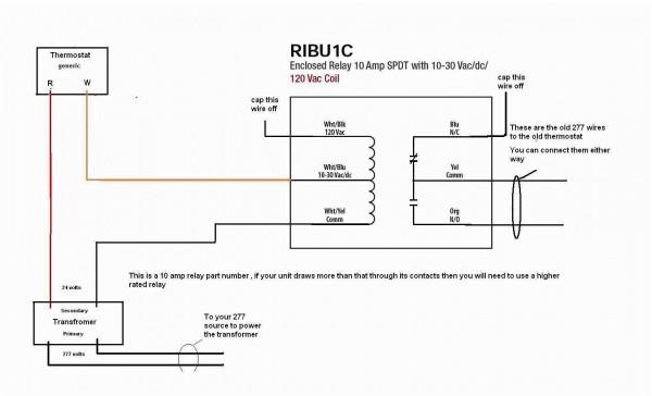277 Volt 3 Way Switch Wiring Diagram