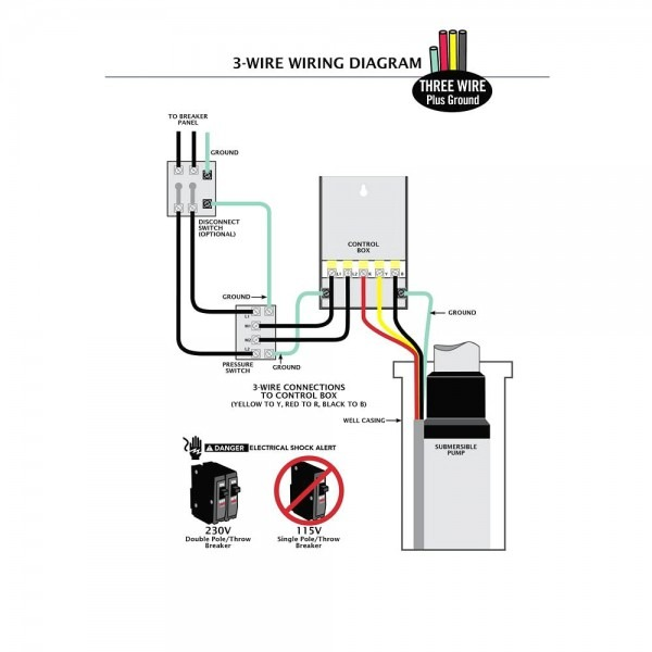 Pump Control Box Wiring Diagram