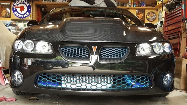High Flow Hsv Style Upper And Lower Grills With The Infamous