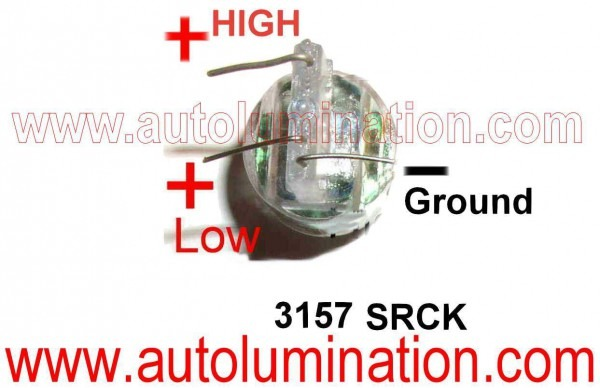 Autolumination Explanation Of Difference Between 7443 3157 And