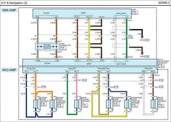 2012 Hyundai Sonata Wiring Diagram