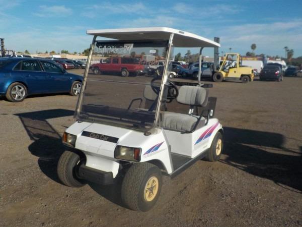 Lot  1998 Club Car Electric Golf Cart