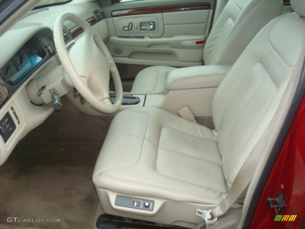 1998 Cadillac Deville Tuxedo Collection Interior Photo  39776004