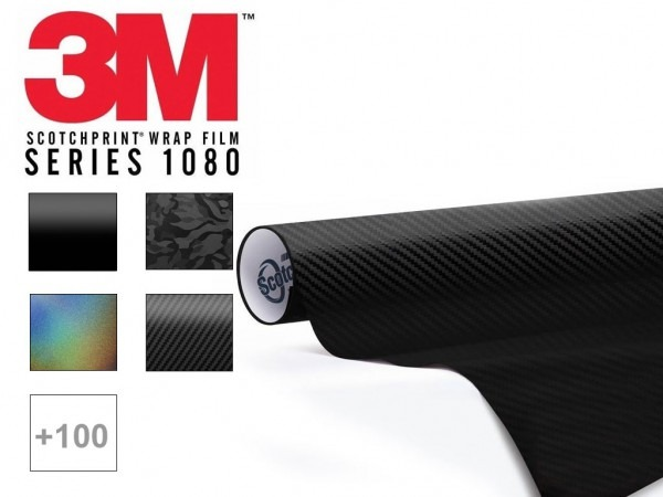 3m™ 1080 Series Mitsubishi Vinyl Dash Wraps