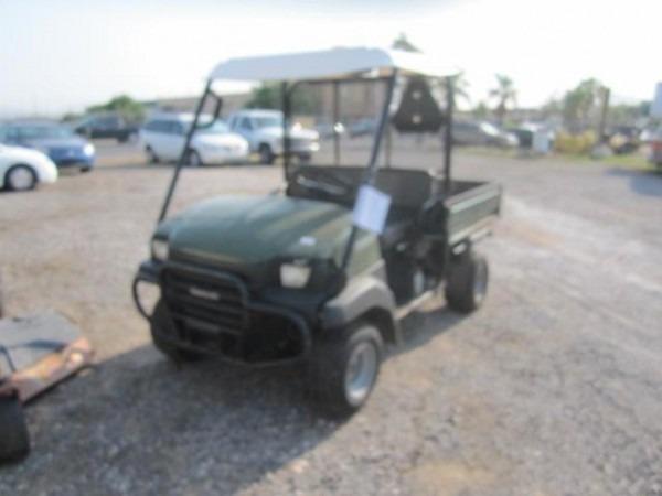 Lot  2002 Kawasaki Mule 3020