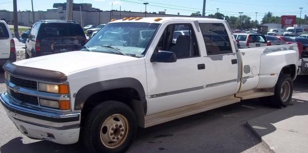 Chevysilverado35 1998 Chevrolet Silverado