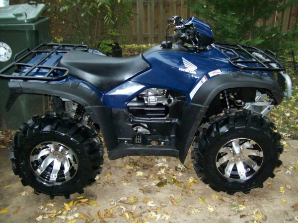 Everyone  Post Your Atvs Here!!