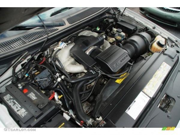 2000 Lincoln Navigator Standard Navigator Model 5 4 Liter Dohc 32