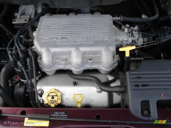 1998 Dodge Caravan Standard Caravan Model 3 0 Liter Sohc 12
