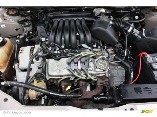 2003 Ford Taurus Ses 3 0 Liter Ohv 12