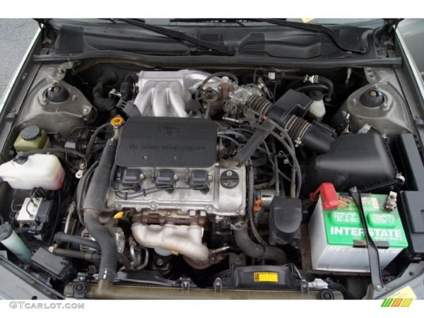 1998 Toyota Camry Le V6 3 0l Dohc 24v V6 Engine Photo  47910234