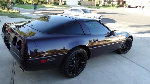 Fs (for Sale) 1994 C4 Corvette Black Rose (must See