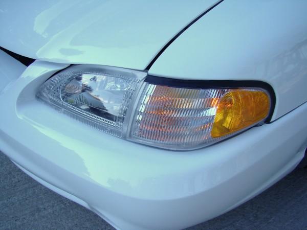 1995 Mustang Cobra R Headlights