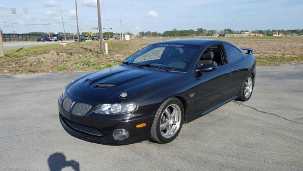 2006 Pontiac Gto 2dr Coupe In Havelock Nc