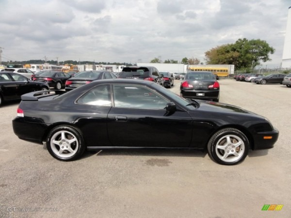 Nighthawk Black Pearl 1999 Honda Prelude Type Sh Exterior Photo