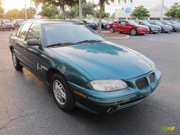1998 Medium Green