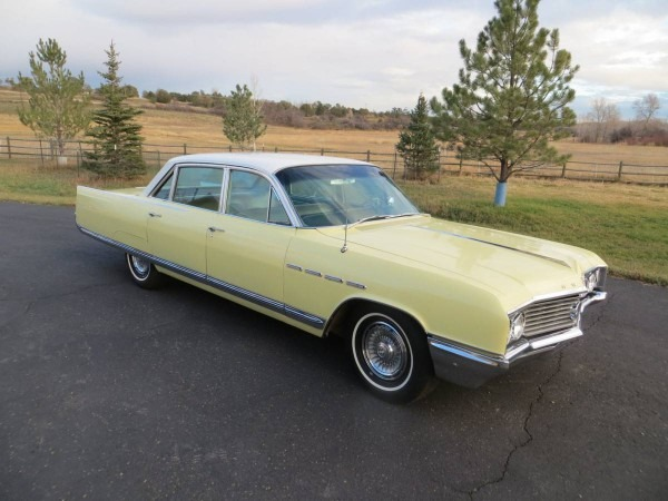 Hemmings Find Of The Day– 1964 Buick Electra 225