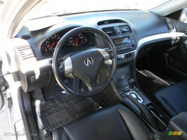 2004 Satin Silver Metallic Acura Tsx Sedan  57694958 Photo  9