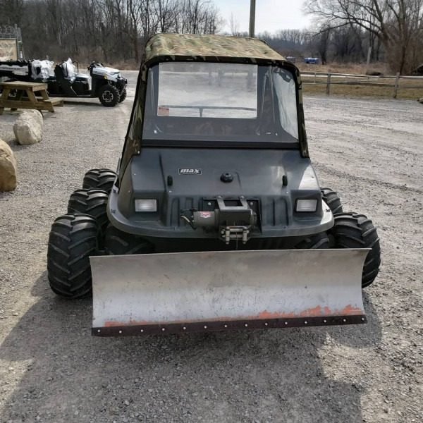 Used 2004 Argo Max Ii 6x6 Utility Vehicles In Pierceton, In