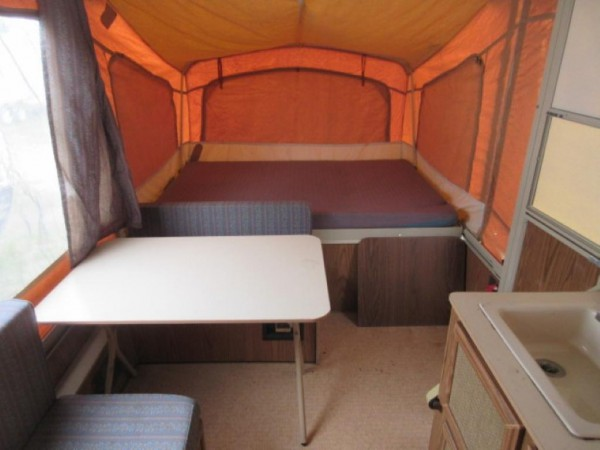 1986 Coleman Coleman Laramie Folding Camper Fremont, Oh Youngs Rv