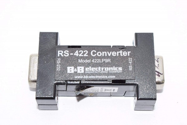 1 B&b Electronics 422lp9r Port Powered Rs