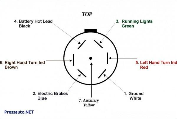 7 Pin To 6 Wiring Diagram