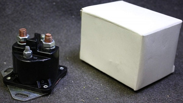 Amazon Com  12v Starter Relay Solenoid  Replaces  Harley Davidson