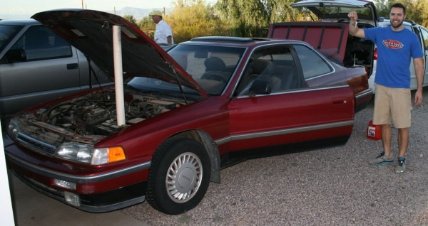 For Sale  1988 Acura Legend L Coupe