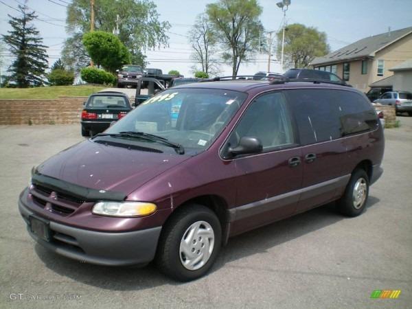 1998 Dodge Grand Caravan Photos, Informations, Articles
