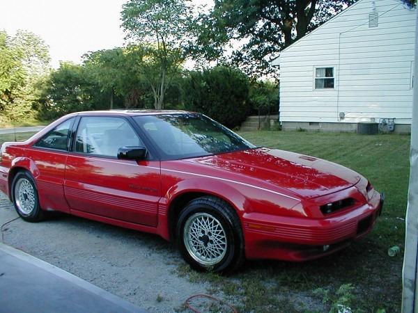 1993 Pontiac Grand Prix Photos, Informations, Articles