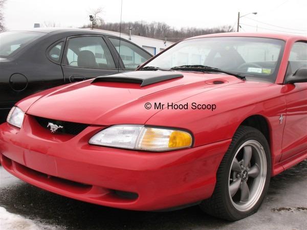 Mustang Hood Scoop 1994,95,96,97,98 Hs005