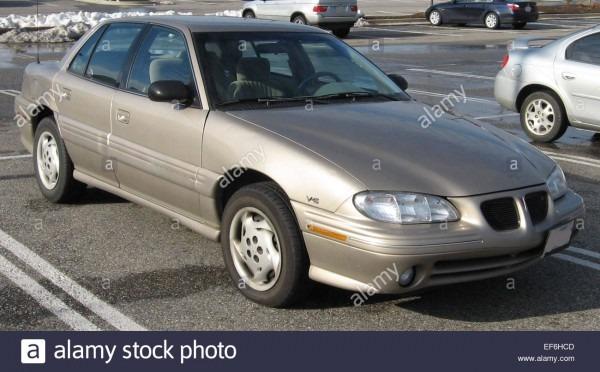 96 98 Pontiac Grand Am Stock Photo  78206701